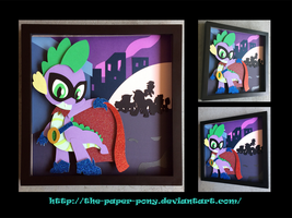 Shadowbox: Hum Drum by The-Paper-Pony