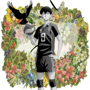 Kageyama x Fem!Reader | Hollow Birds by CaptainKogami on DeviantArt