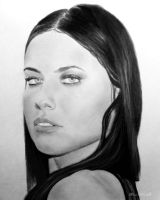 ADRIANA LIMA by toolyman
