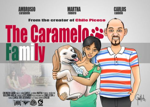 The Caramelo Family by imaGeac
