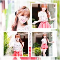 Photopack Kim Shin Yeong by alwaysmile19