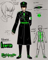 Collector Profile: Irmin by Missi-Moonshine