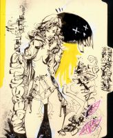 Magic Skulls by JimMahfood-FoodOne