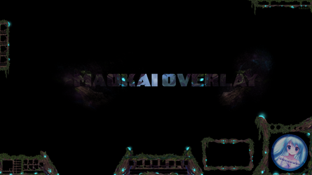 League of Legends Stream Overlay: Maokai by Singularity01