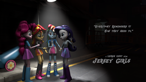 Jersey Girls by DigitalBlackjack