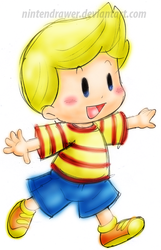 lucas 3 by Nintendrawer