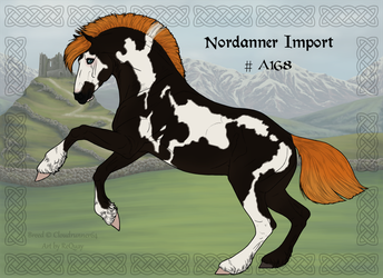 Nordanner Custom Import A168 by Cloudrunner64
