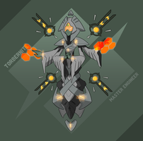 Torbernite - Master Engineer (Design Outdated) by TheGraffitiSoul