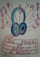 The power of music. by Mario-19