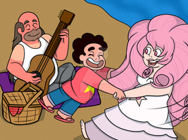 SU- Family Picnic by Panddie
