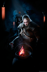 The Witcher 3: Wild Hunt - Blood and Wine by TakeOFFFLy