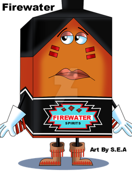 Sausage Party - Firewater by SkunkyNoid