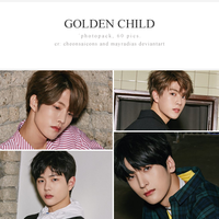 Golden Child Photopack by mayradias