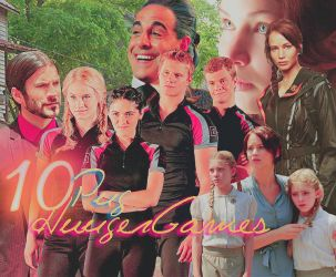 10 PNG Hunger Games by AnshuCullen