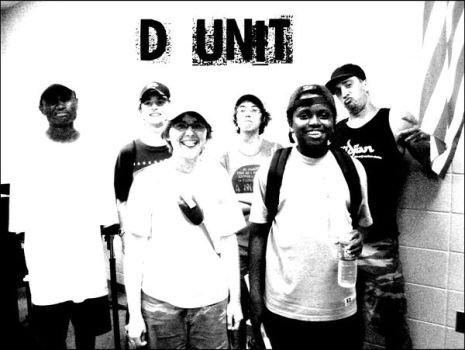 D-Unit by clarinetfear