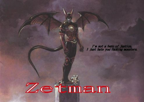 zetman wallpaper by halfer92