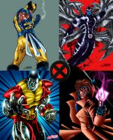 Funktastic Four X by VAXION
