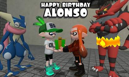 GMOD Splatoon (AG) - Gift for Alonso by thebestmlTBM