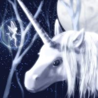 Unicorn by vandervals