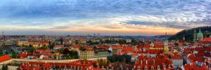 Prague overview by Pharaun333