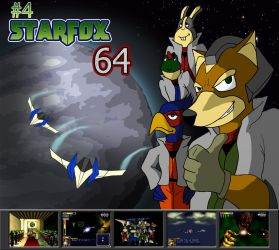RM Jingle Jangle Countdown: Star Fox 64 by Derede