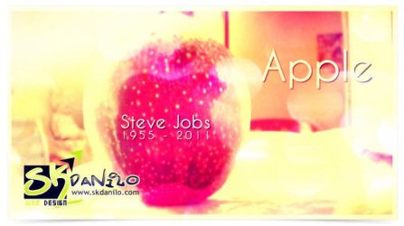 apple by skdanilo