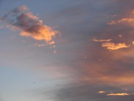 Sunset Twilight Clouds Sky 18 by FantasyStock