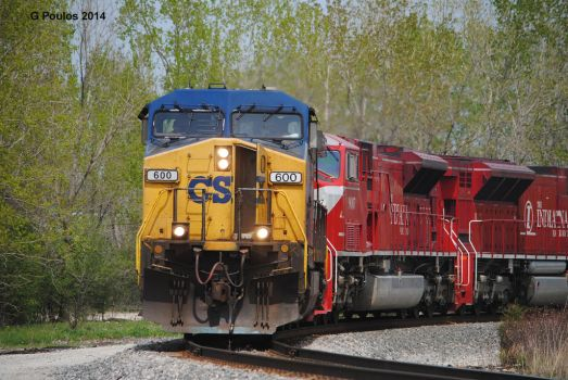CSX-INDR on IHB 0157 5-10-14 by eyepilot13