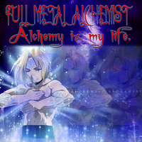 Full Metal Alchemist by Derakion