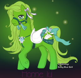 My little Iu pony by Vocaloid-Ichigo-RP