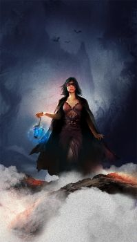 The blind pathfinder by Redface