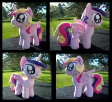 Cadenza Filly - Prize for Reddit Giveaway by fireflytwinkletoes