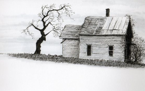 Old House by rickand