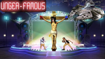 Ungerfamous 1 by A-UNG