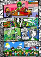 The PaininG Chapter 2 Page 1 by skotsoad
