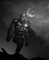 Warrior by Duylarge
