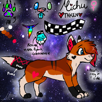 .:|~MICHU REF 2012-2013~|:. by Squirrelings