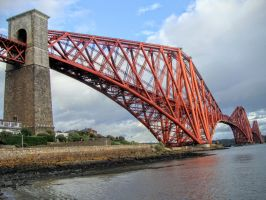forth bridge by matzipan