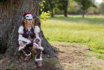 Barbarian Link Cosplay 3 by lunethien
