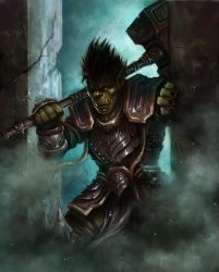 The Orc by nntan92