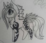 Oc Tribal by BlackFeather57