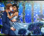 Commission : The Wedding by Poltergeist-El