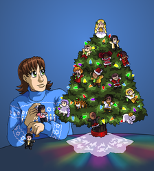 Trim Up The Tree by ErinPtah
