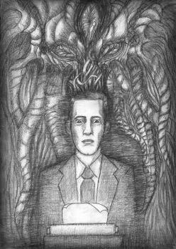 Lovecraft by NoodelsDuudles