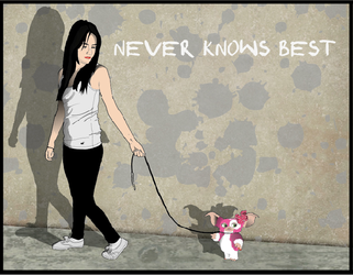 never knows best by ozono203