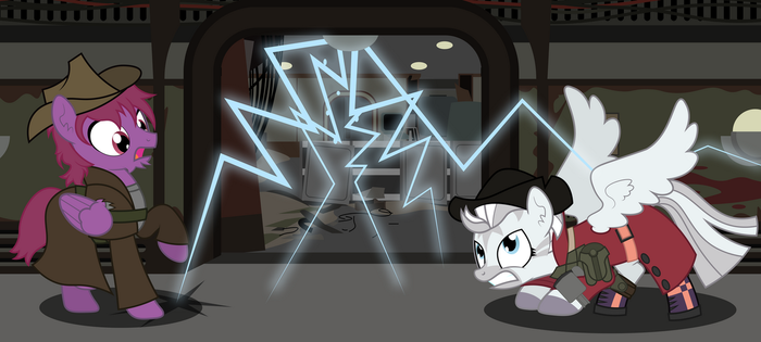 Exploring Starlight Industries by Fallout-Brony