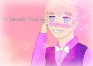 2P England X Reader~His Adorable Freckles by AnimeL0ver14 on DeviantArt