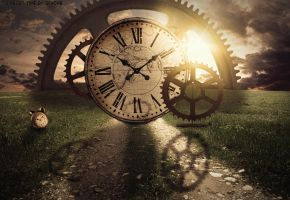 It's about time by Schon8