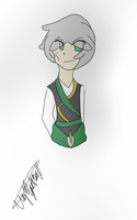 Sensei Garmadon in middle earth by RadioactiveRays