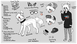 Vic by alqedonic